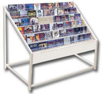 DVD Display Bins
